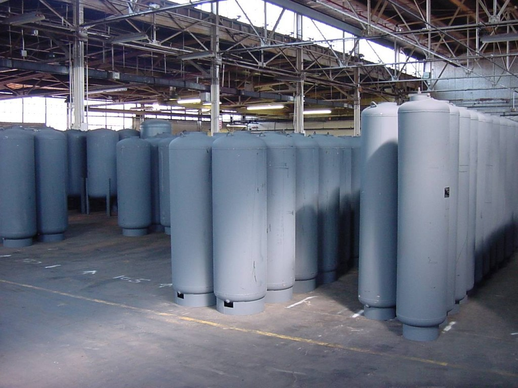 bladder type tanks